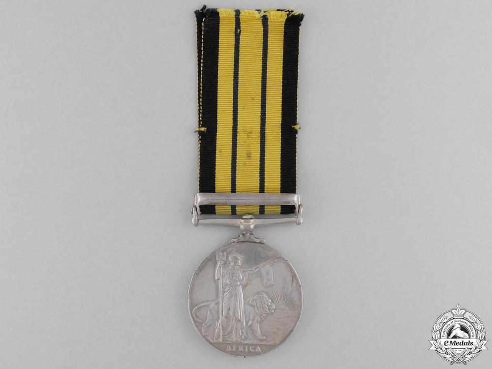 An Africa General Service Medal 1902-56 for Kenya