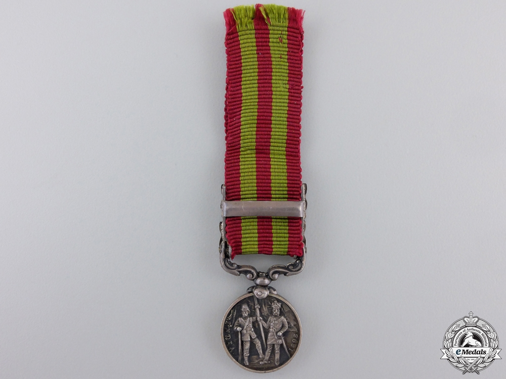 A Fine Period Miniature India Medal 1895-1902