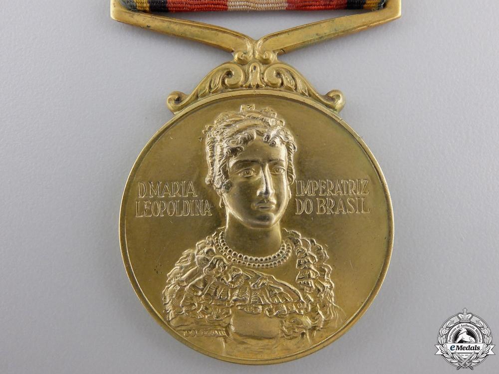A 1954 Brazilian Empress D. Maria Leopoldina Medal
