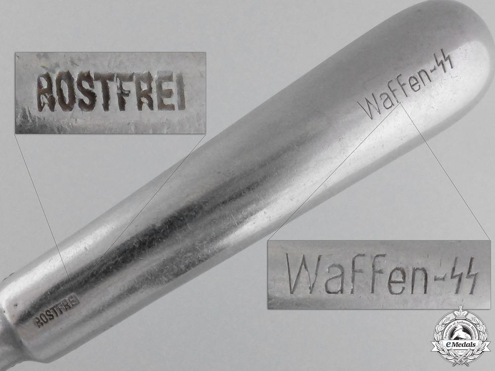 A Waffen SS Dinner Knife