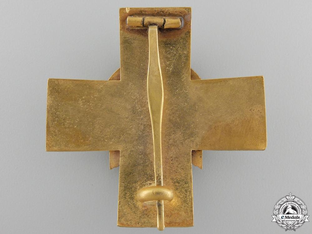 A German Social Welfare Organization Merit Cross; Second Class