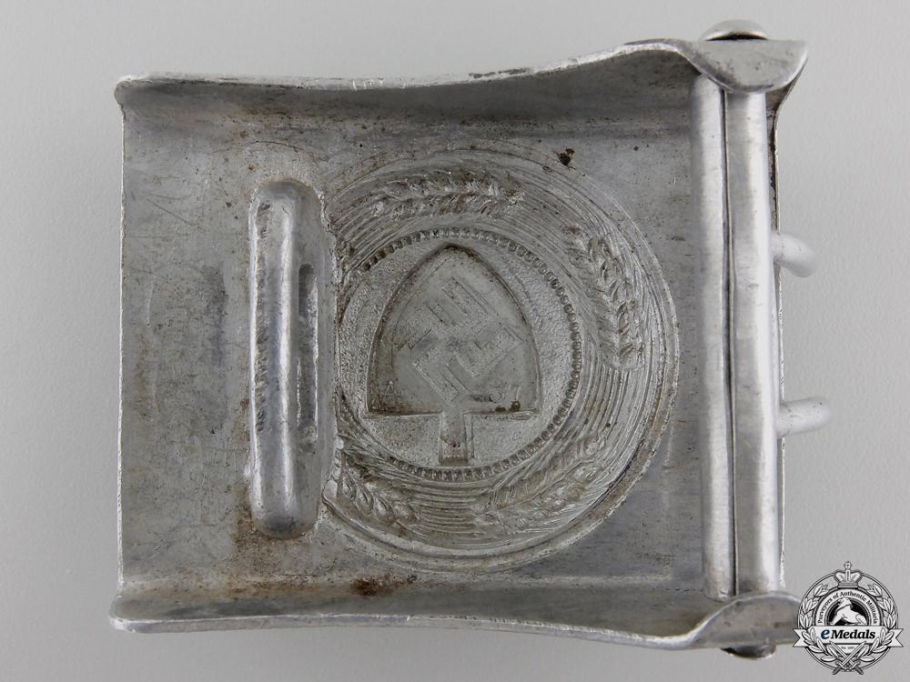 An RAD Belt Buckle by Assmann