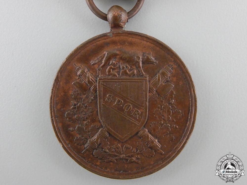 An Italian Liberation of Rome Medal