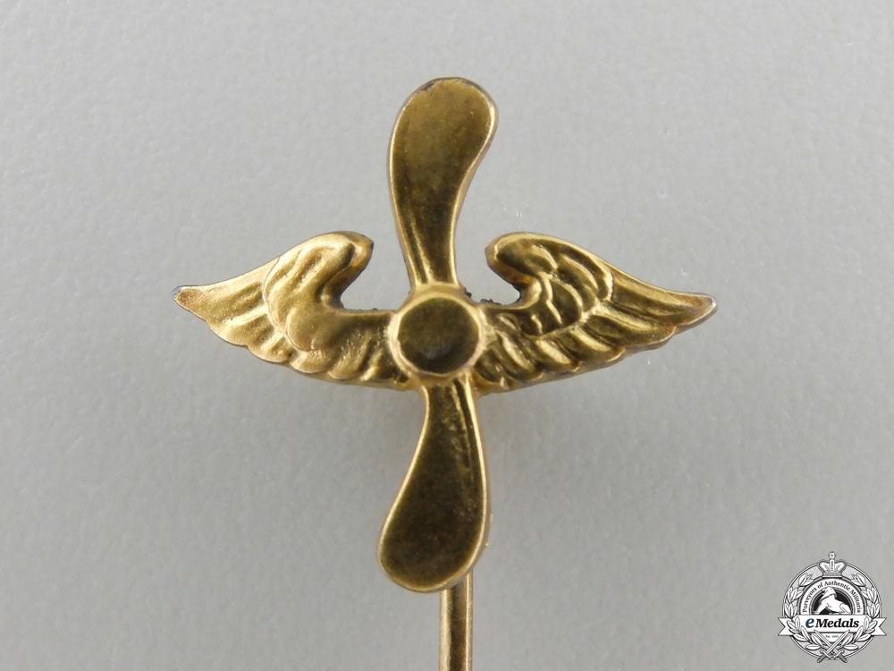 A First War German Imperial Flyers Stickpin