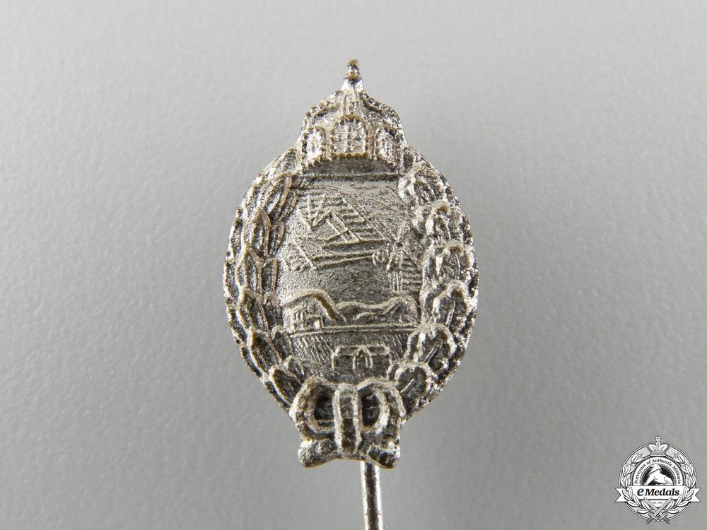 A First War Prussian Pilot Badge Stickpin