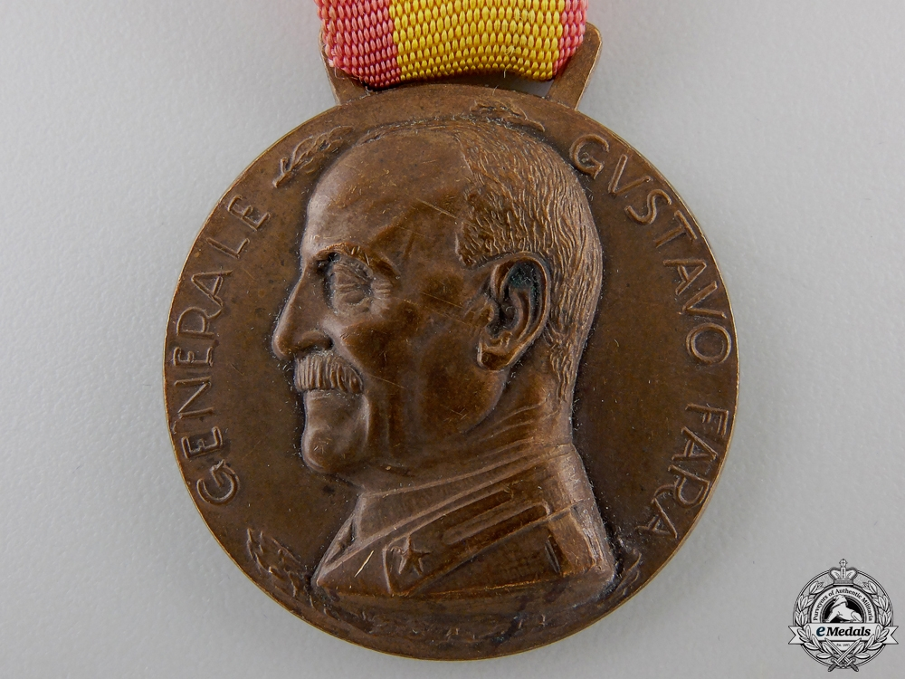 An Italian Bersaglieri National Association Gathering in Genoa Medal