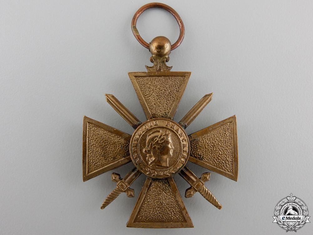 A First War French War Cross