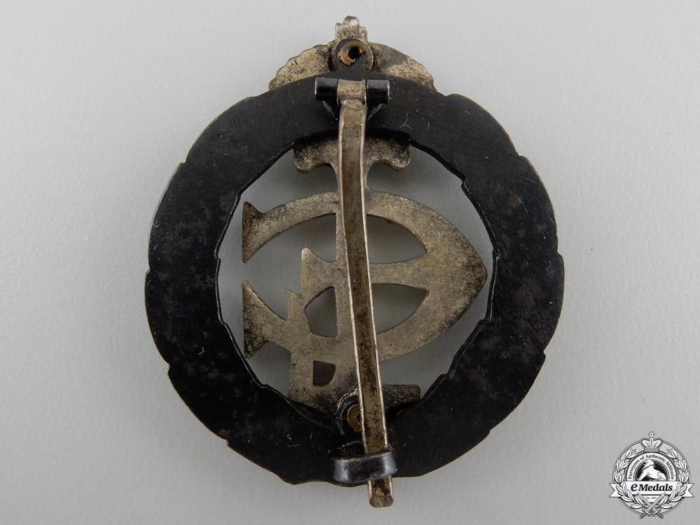 A Hessen War Decoration in Iron
