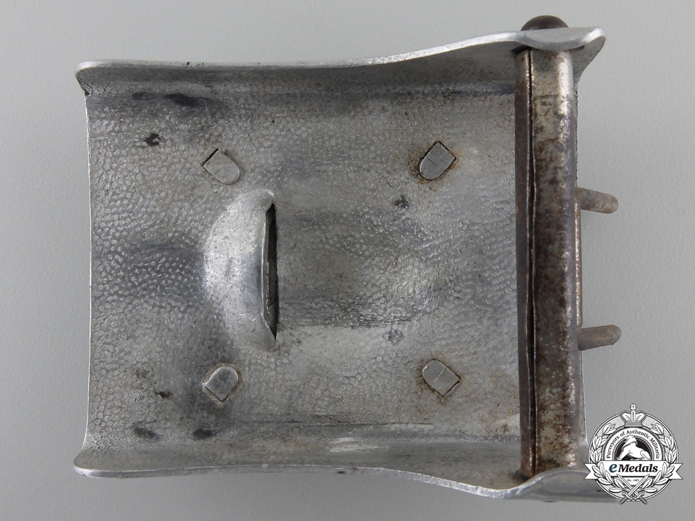 A German Army EM/NCO Belt Buckle