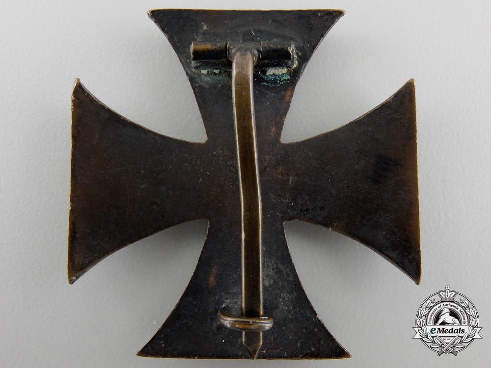 A First War Brunswick-Ernst-August Cross; First Class