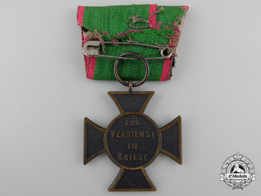 A First War Anhalt Military Friedrich-Cross