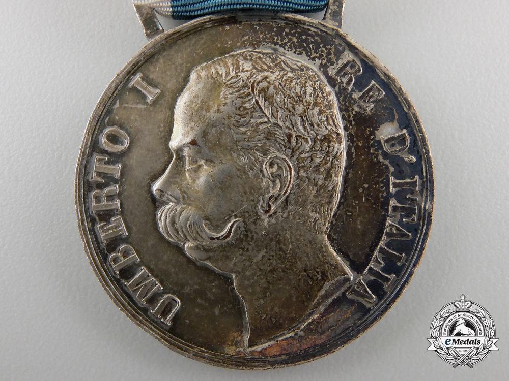 A Medal for Italian Unification; Type I (1848-1870)