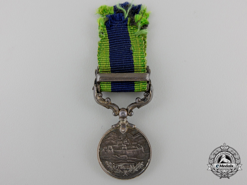 A Miniature India General Service Medal 1908-1935