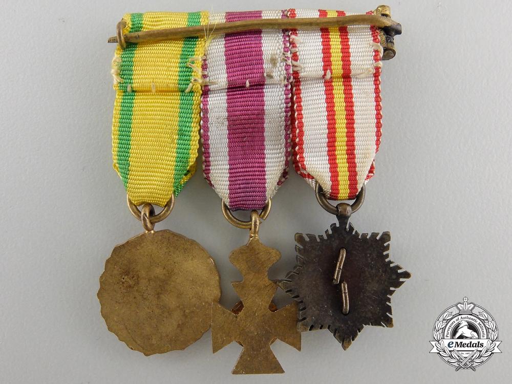A Spanish Civil War Miniature Group