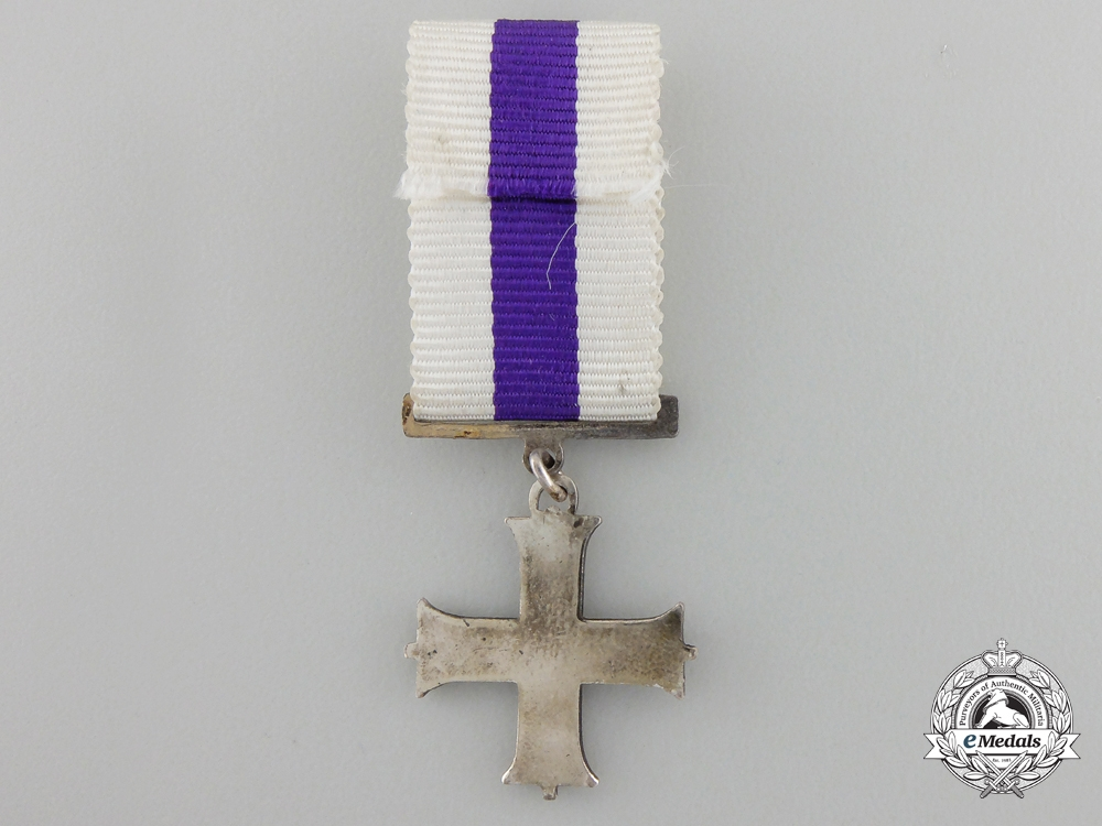 A First War Miniature Military Cross