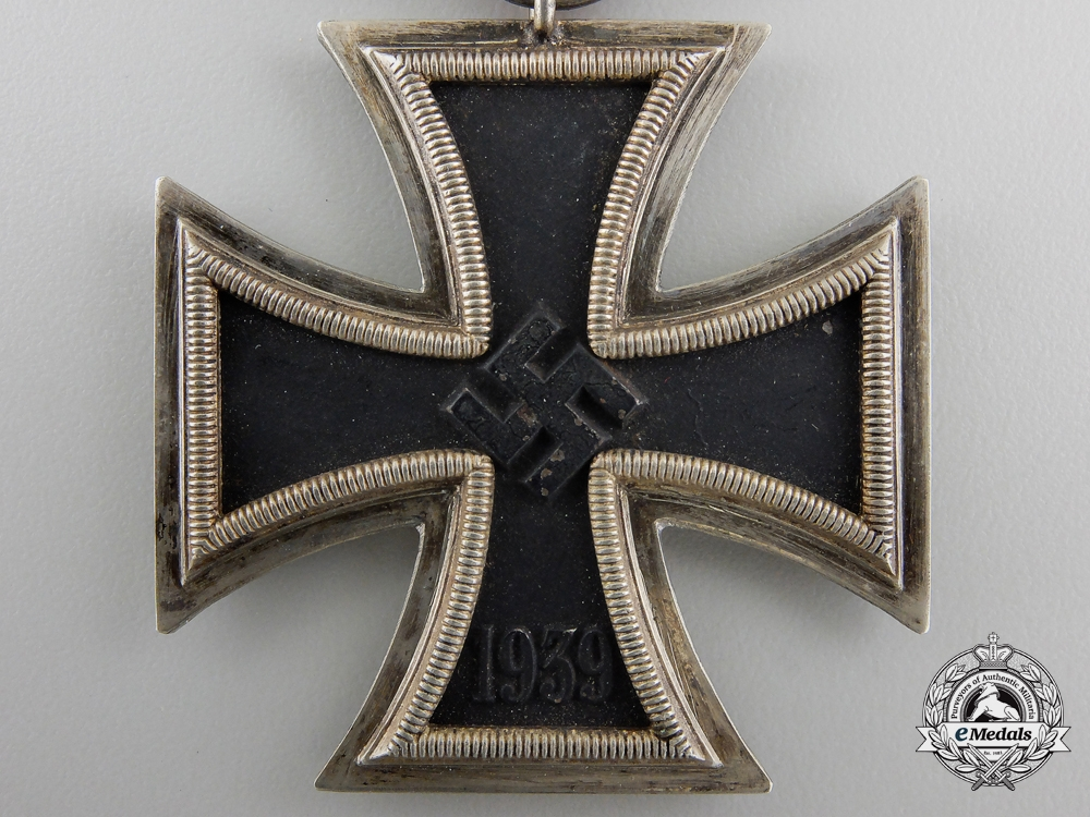 An Iron Cross 2nd Class 1939 by Anton Schenkl's Nachfolger