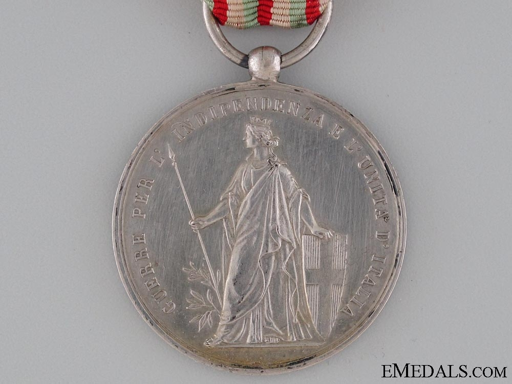 Italian Independence Wars & Unification Medal