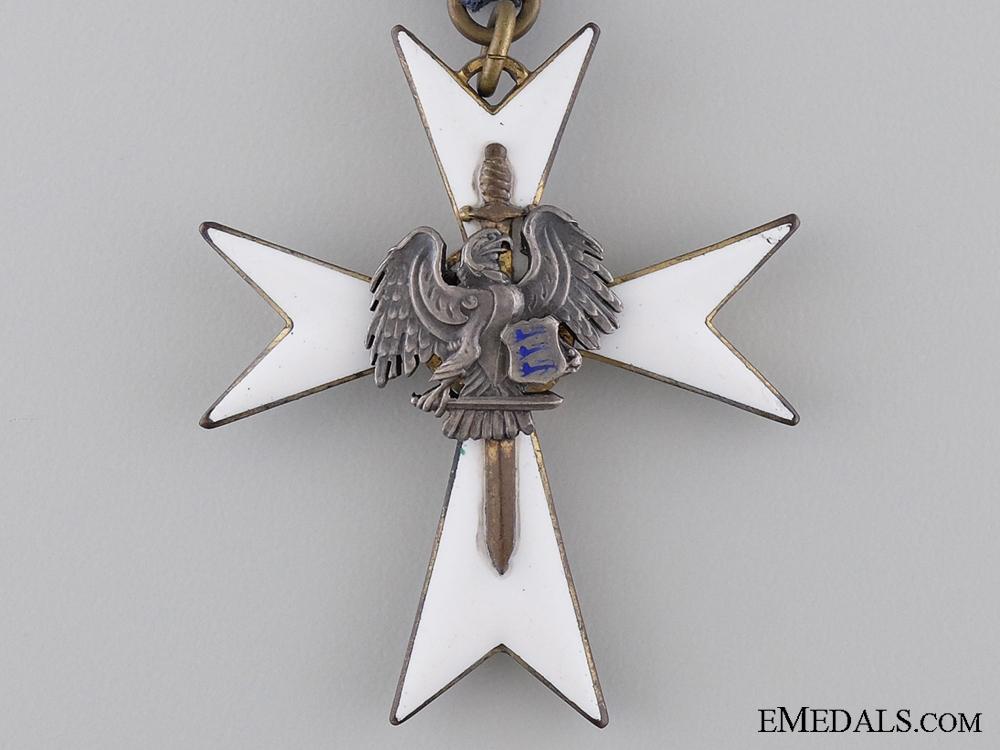 An Estonian Home Defence Corps Honour Decoration