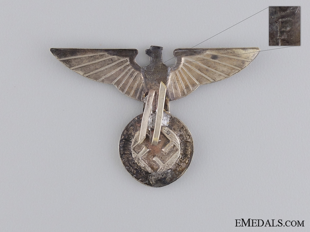 A 1934 Pattern SS/Political Cap Eagle