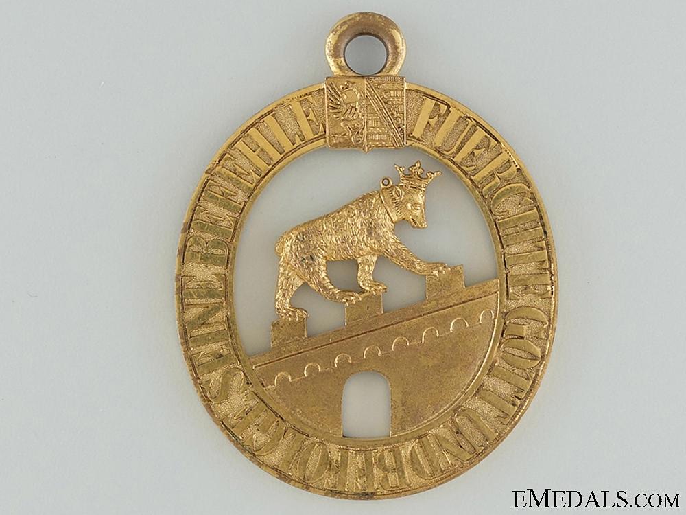 The House Order of Albert the Bear: Grand Cross