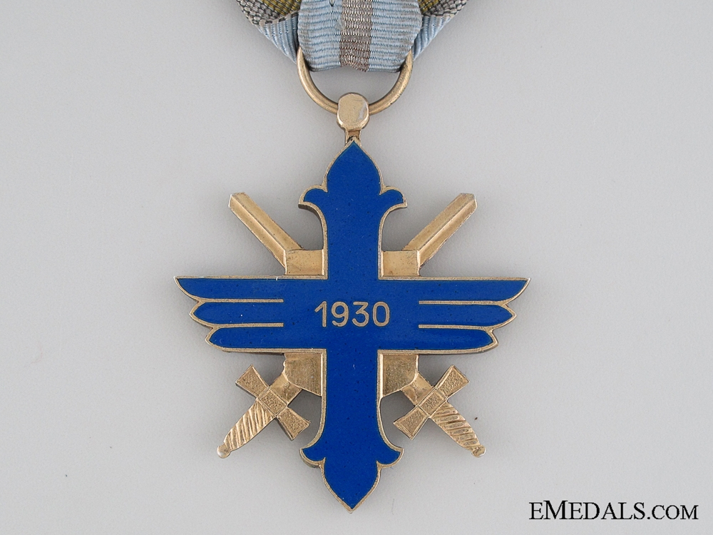 WWII Order of Aeronautical Virtues Merit