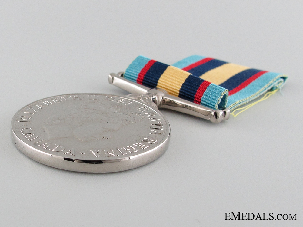 Canadian Gulf and Kuwait Medal 1991