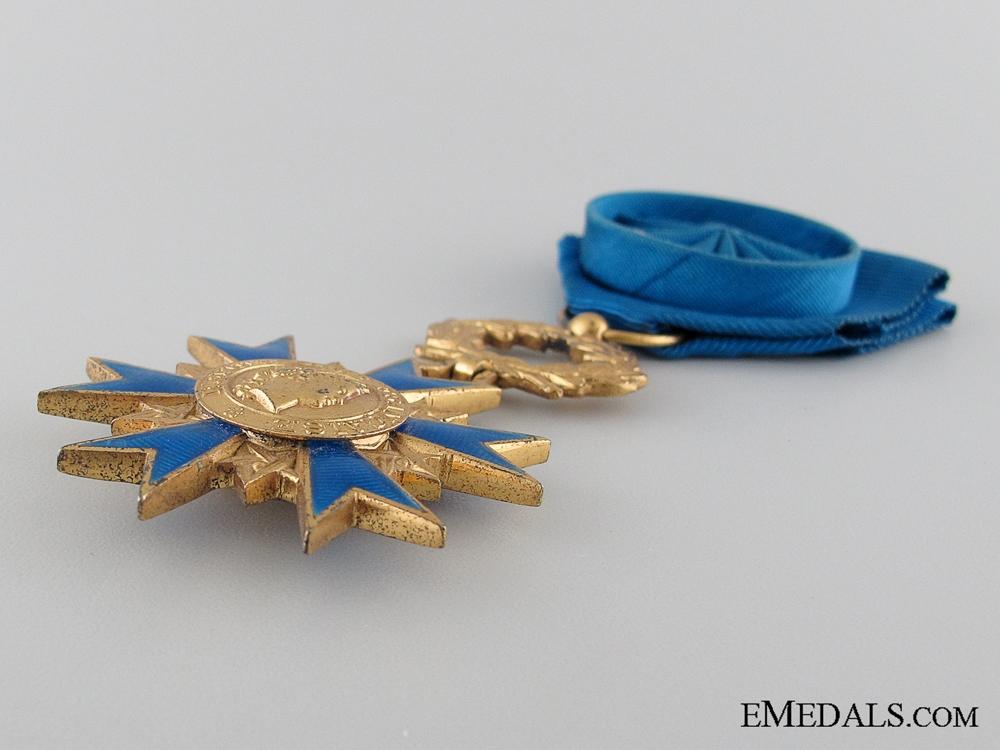 French National Order of Merit 1963, Officer