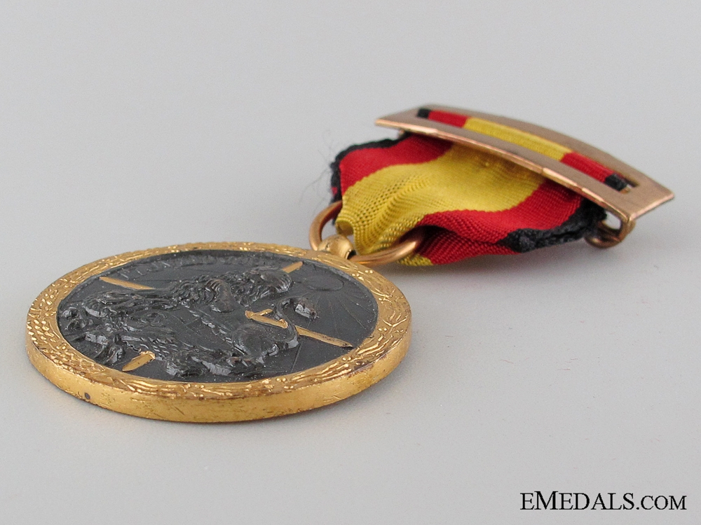 Spanish Medal for the Campaign of 1936-1939