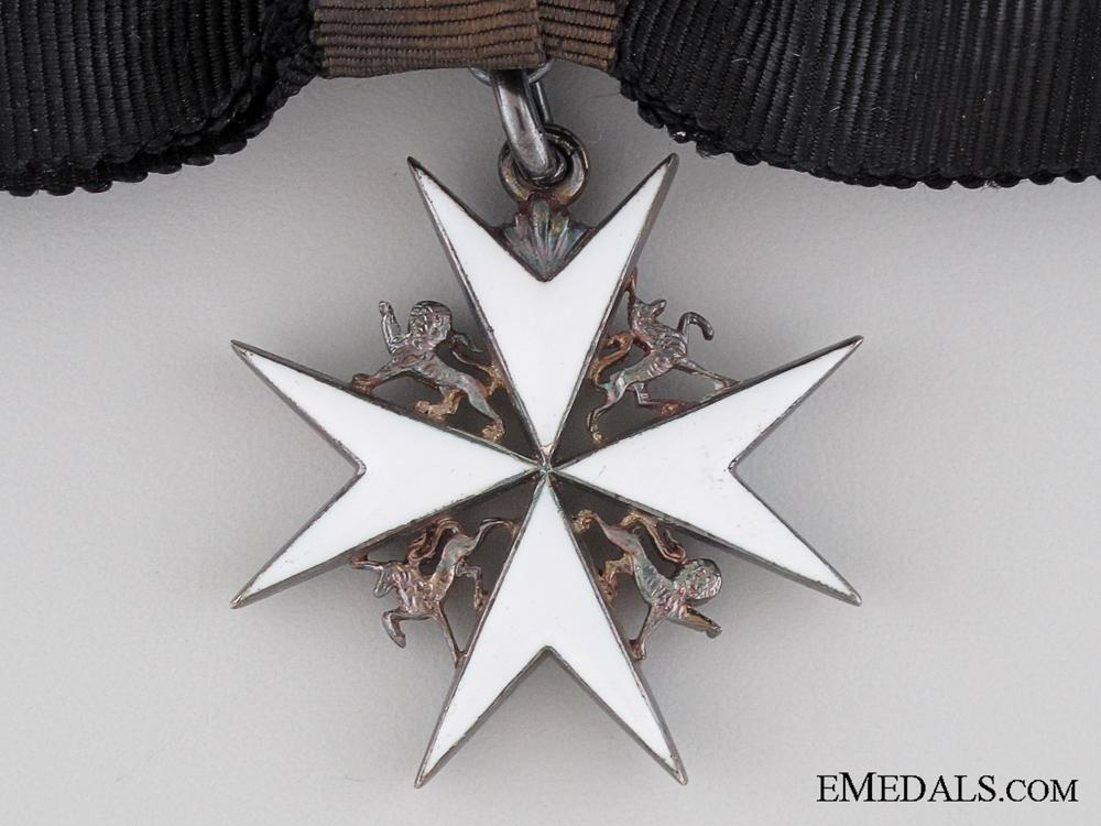Order of St. John for Serving Sister