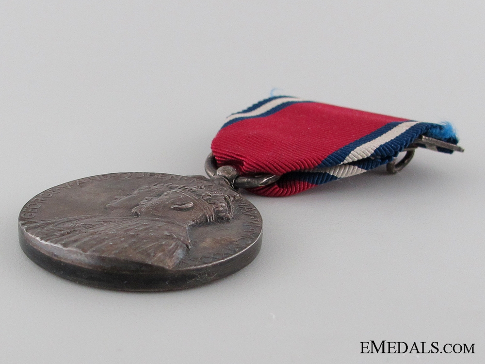A British 1935 Jubilee Medal