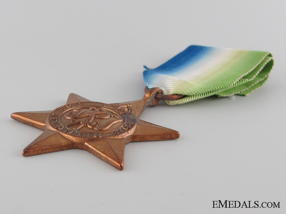 WWII Atlantic Star