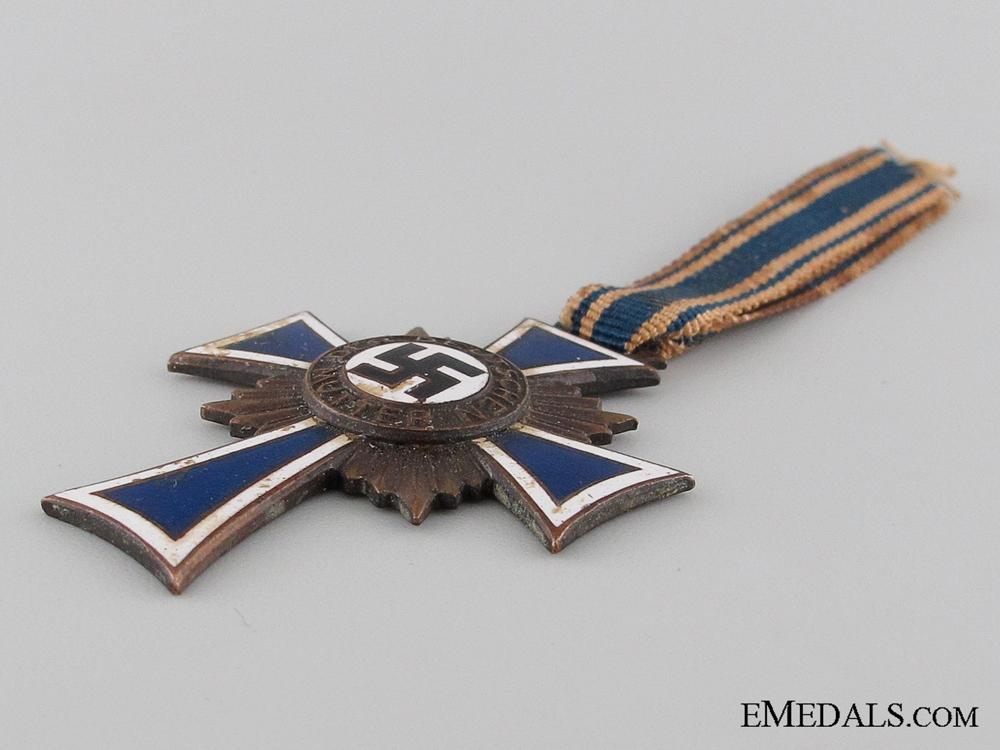 Germany (Third Reich). Mother's Cross, Bronze Grade