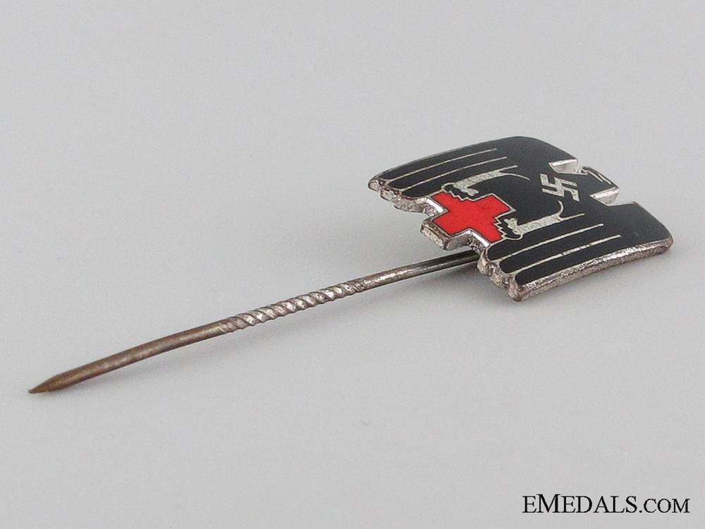 Red Cross (DRK) Stickpin Type IV