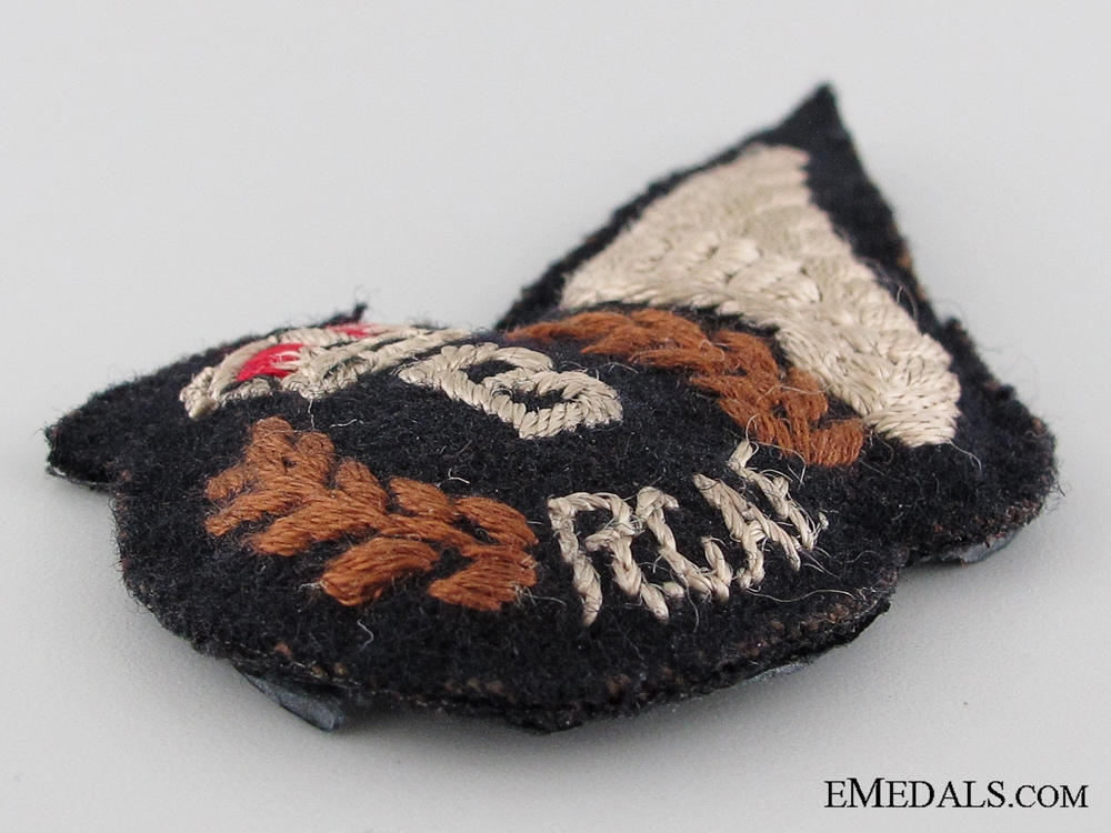 WWII RCAF Bombadier's Wing