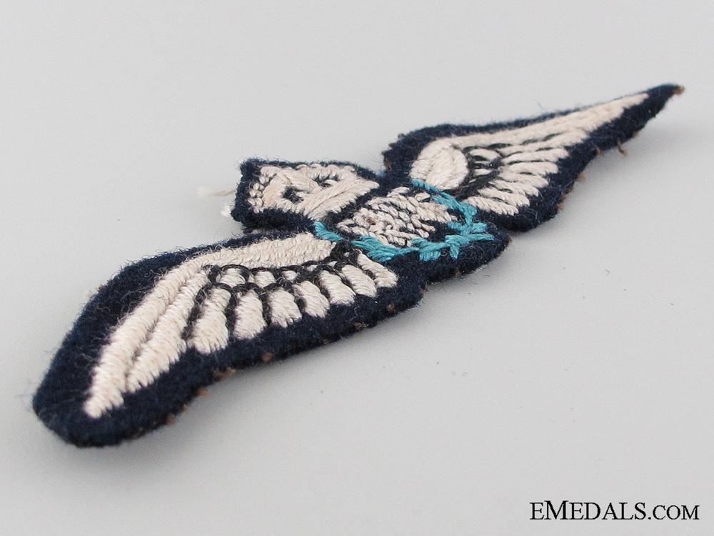 WWII Royal Australian Air Force Pilot Wings