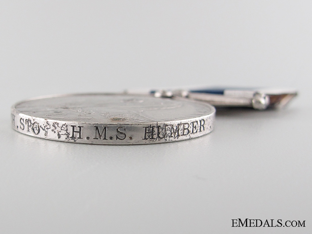 Royal Navy Long Service & Good Conduct Medal