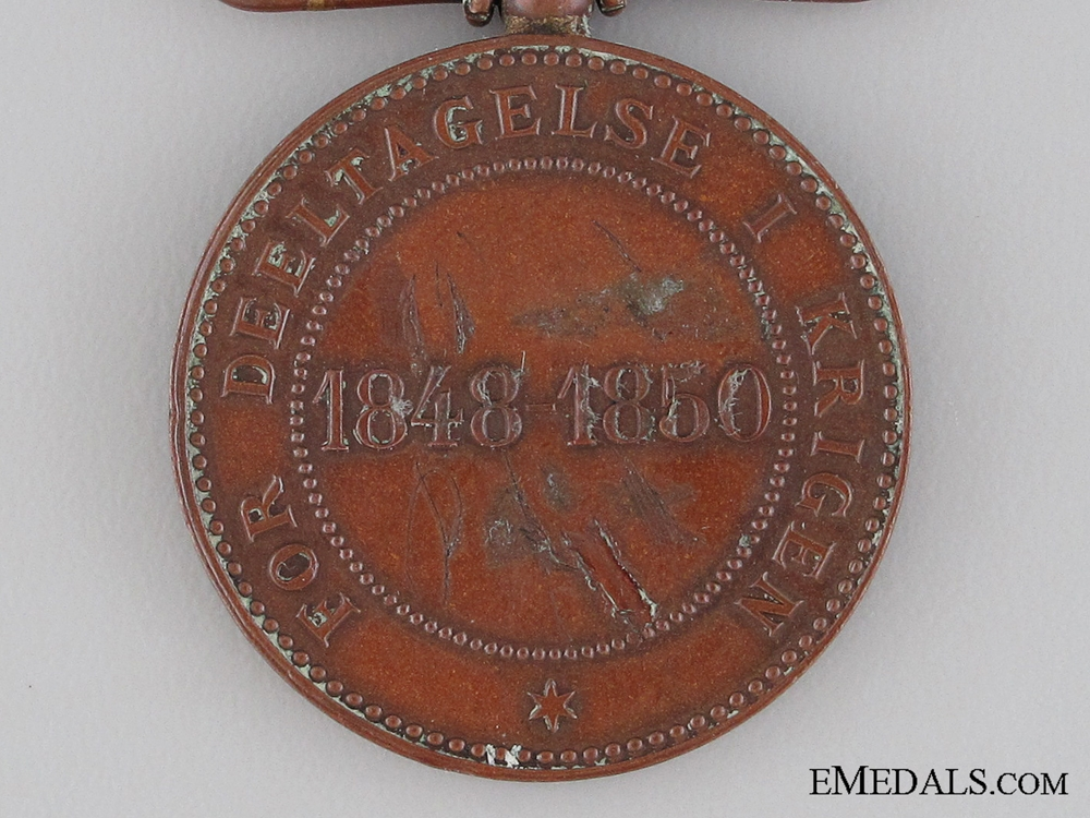 War of 1848-50 Danish Campaign Medal