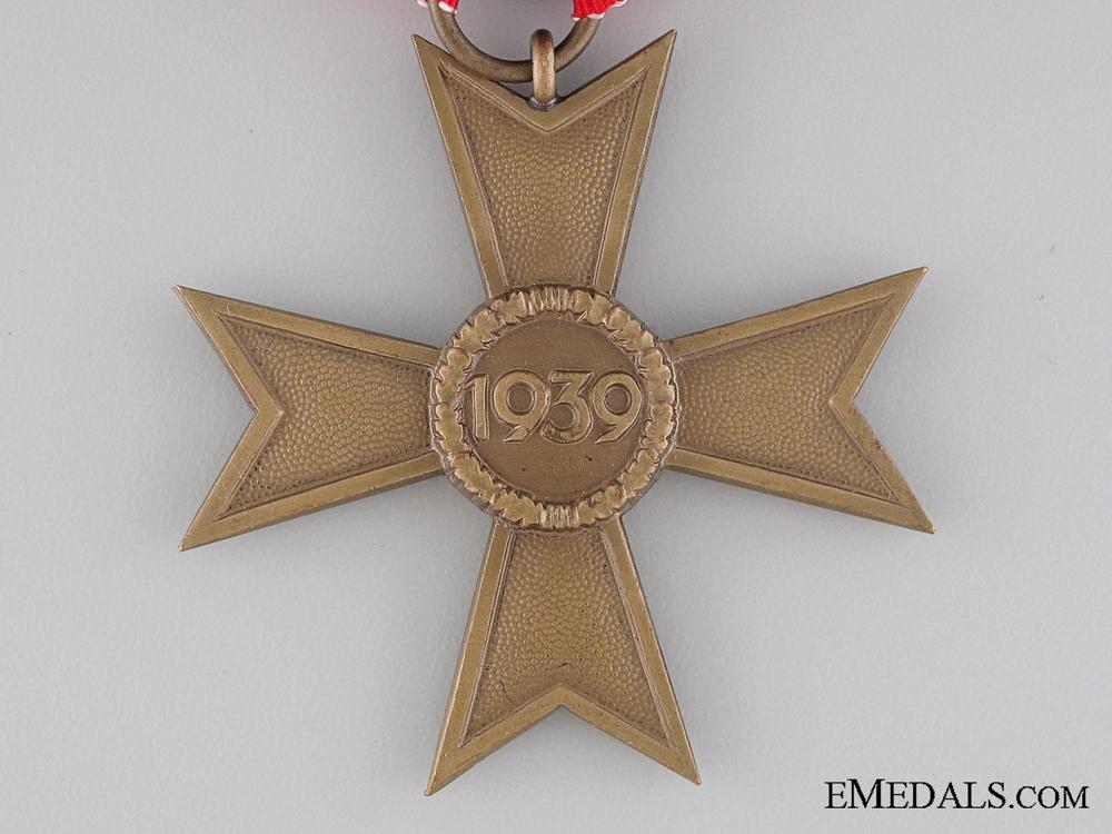 War Merit Cross Second Class