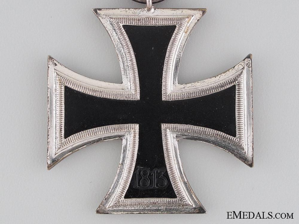 A Schinkel Iron Cross Second Class 1939