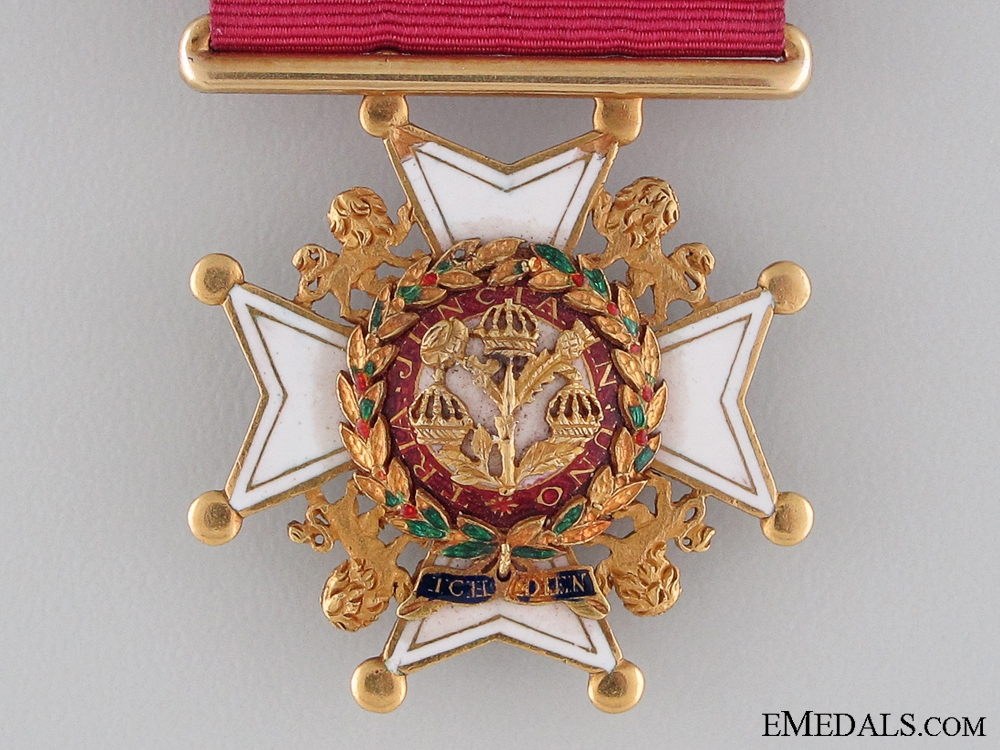 The Most Honourable Order of the Bath in Gold; Military Division