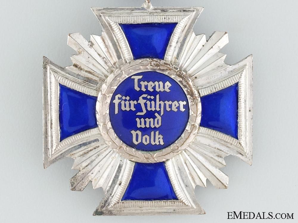 NSDAP Long Service Award; For 15 Years Service