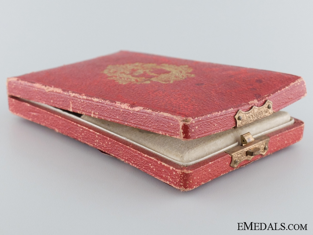 Pro Ecclesia et Pontifice Medal; 1st Class 1903-1914