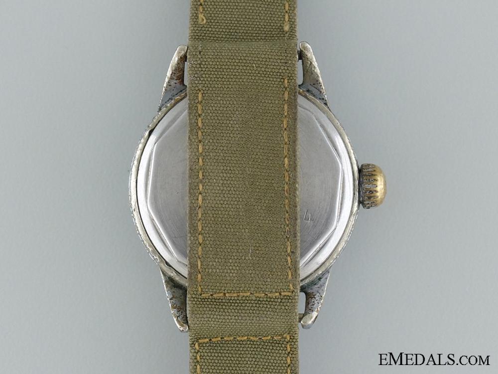 WWII American Elgin Army Ordnance Wrist Watch