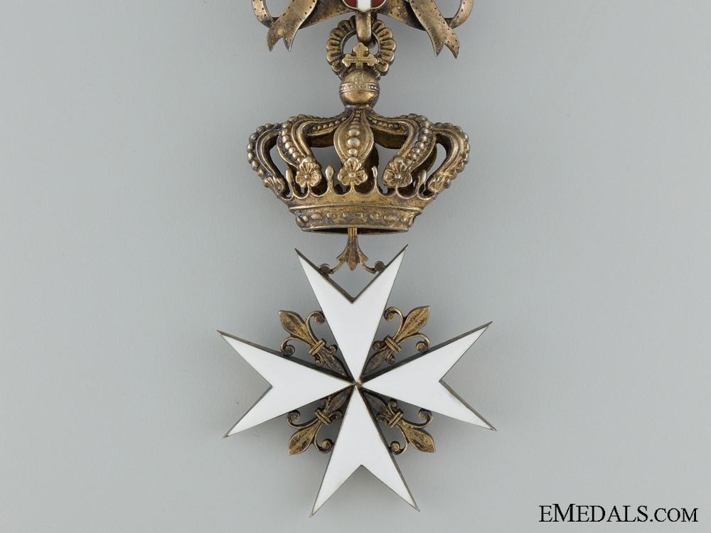 An Order of Saint John; Commander