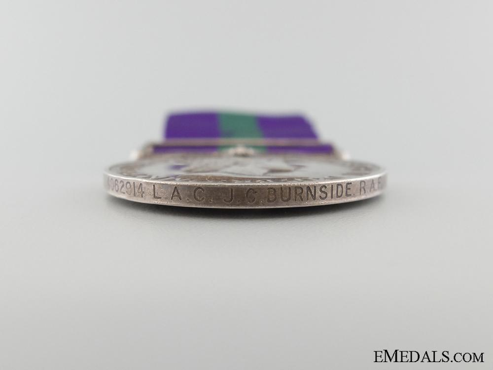 A 1918-1962 General Service Meda