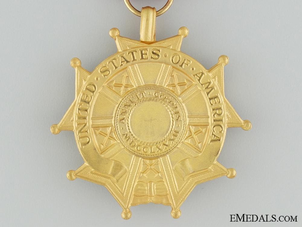An American Legion of Merit; Legionnaire Grade