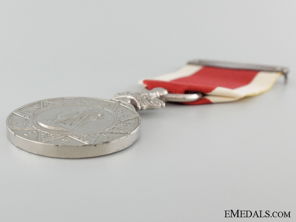 Abyssinian War Medal to the 33rd Regiment of Foot