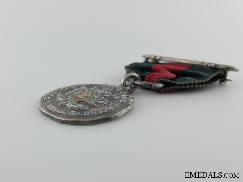 Queen's Own Rifles Semi-Centennial Reunion Medal 1860-1910