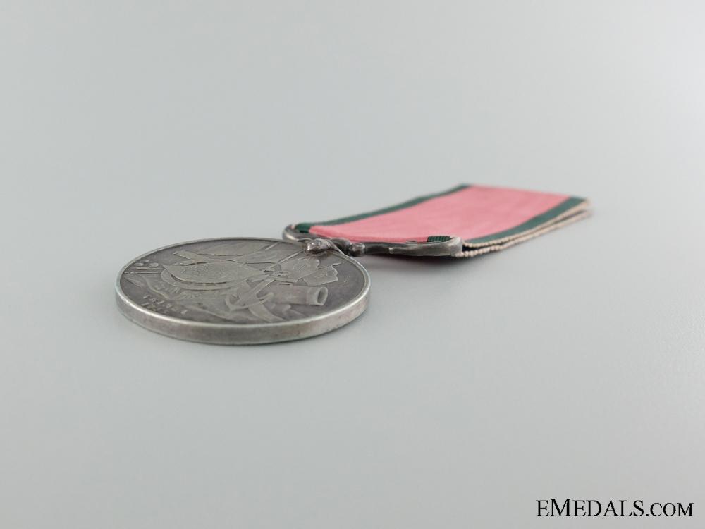1855 Turkish Crimea Medal