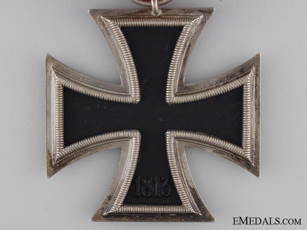A Second War Iron Cross 2nd Class 1939